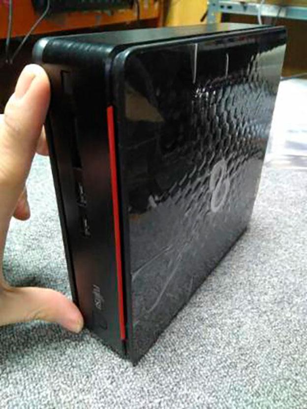 Ordenador Fujitsu Q510