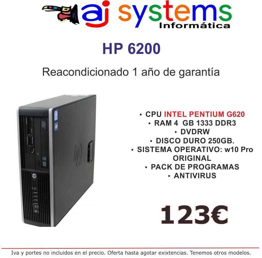 HP6200